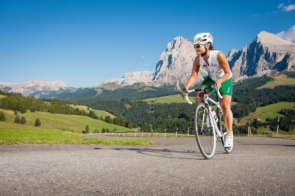 Vacanza mountain bike deluxe: Alpe di Siusi & Val Gardena
