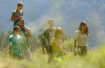 Dolomiti Ranger im Naturpark Schlern-Rosengarten