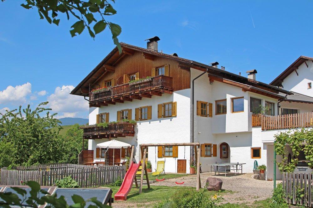 Ferien auf dem Wellnessbauernhof – dem Peternaderhof in Völs am Schlern