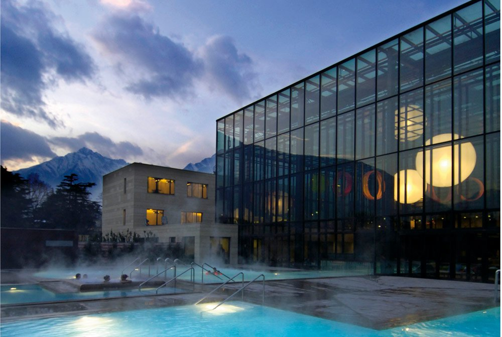 Wellness and Swimming Fun in Southern Tyrol