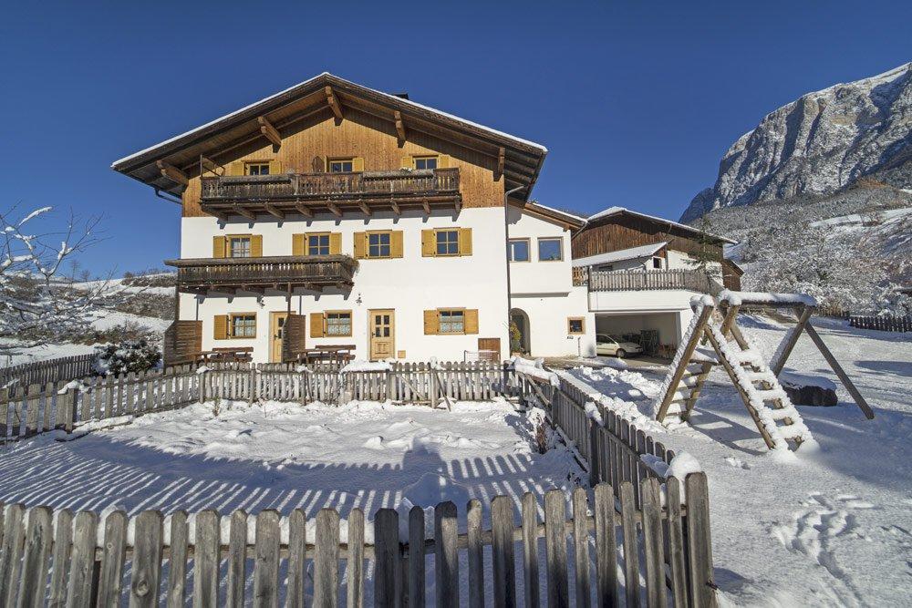 Winterurlaub in den Bergen Südtirols – Seiser Alm
